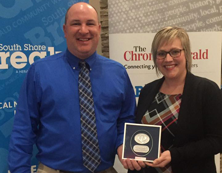 Lunenburg Queens Small Business of the Year 2016